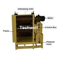 300 / 360 / 400mm Wood Floor Embossing Machine Widely Used for Embossing on Solid Wooden Board