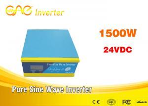 China Off grid low frequency dc to ac Solar Inverter Online pure sine wave 1200w solar inverter 12v/24v 220v on sale
