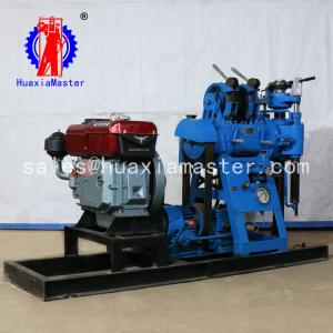 China mobile XY-130 Core Drilling machine, 100meter depth ground hole drilling machine , deep water well drilling rig on sale