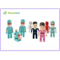 Hot Sale Promotion Plastic Character USB Flash Drive 8GB 16GB