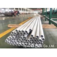 China TP321 Cold Drawn Seamless Steel Tube , Seamless Stainless Tube ASTM A213 on sale