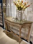 Italy Antique Classic marble top Console Table FH-129