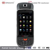 FIPS -201 Portable Industrial Fingerprint Scanner Module With 4G Wifi GPS Bluetooth