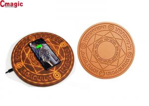 China Automatic Detection Magic Array Wireless Charger , Anime Magic Qi Charger Unique Design on sale