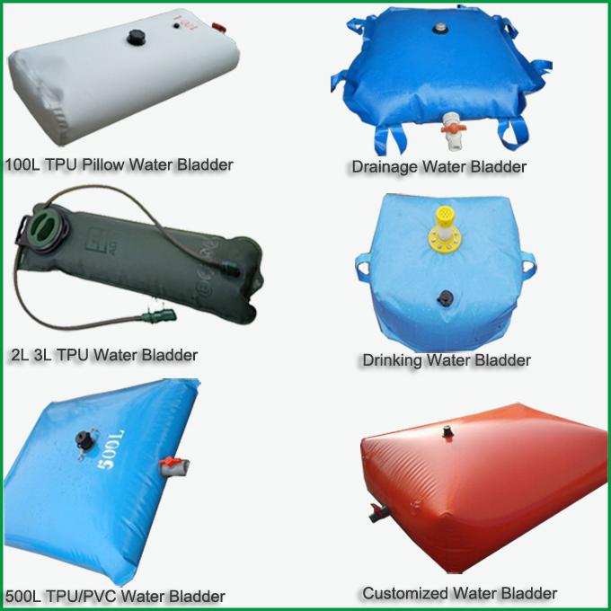 Well Water Storage Tank Pvc Bag