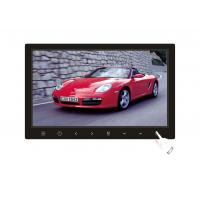 China 10.1 inch TFT LED DC12V High Resolution Car Stand Alone Tv Tuner For Lcd Monitor With Two Way AV Input on sale