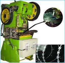 China Razor barbed wire machine on sale