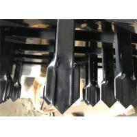 China Cast Iron Fencing / Steel Rail Fence / Hercules Fence on sale