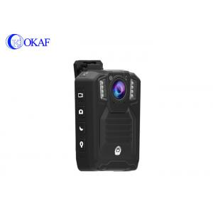 China GPS Police Officer Body Worn Cameras3G 4G Wifi Long Time Video Recording on sale
