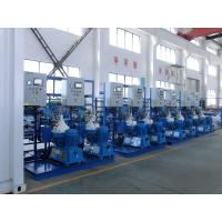 Waste Engine Oil Purifier Separator Self Cleaning 50Hz / 60Hz 30000L/H