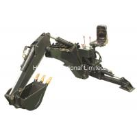 New Design Skid Loader Attachments Backhoe And Excavator 380mm Bucket Width