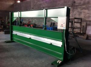 China Aluminum Composite Panel Cutting Machine Manual Operation For Building Steel Coil on sale