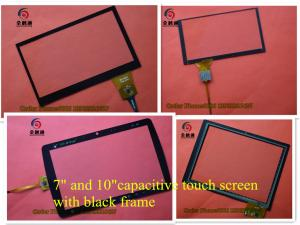 China Customize Project Capacitive Touch Panel On Ipad Portable Device on sale
