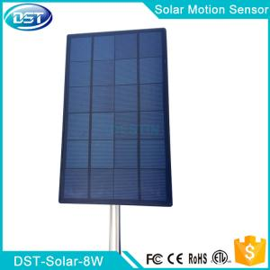 China Hot selling solar lights dusk to dawn 18650 battery replaceable 81PCS  2385 SMD on sale