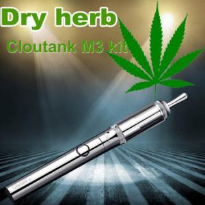 China 2014 new coming vaporizer Best High Quality Cost-effective cloutank m3 kit vaporizer on sale