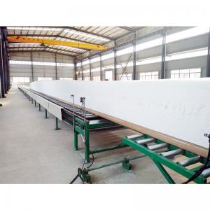 China High Rebound Sponge Polyurethane Foam Machine With PLC Digital Touch Screen Control on sale
