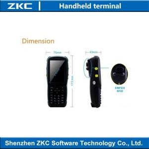 China Counting Handheld Barcode Scanner Portable Data Collection Device on sale
