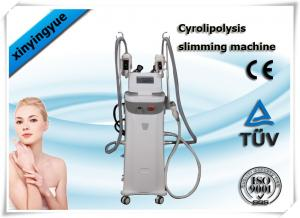 China Cavitaion RF Cryolipolysis Slimming Machine , body cryo fat freezing Machine on sale
