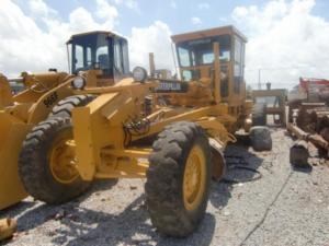 China 12g Used Caterpillar Motor Grader 120G on sale