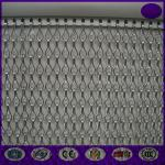 China Aluminium Silver Chain Fly Wasp Insect Bug Door Screen 90cm X 200cm made by china wholesale
