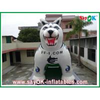 Durable Inflatable Tent Oxford Cloth With Logo Printing Prevent Mosquito