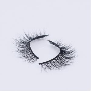 f7b92d9cccc ... Quality factory supply soft mink fur eye lashes false eyelashes real mink  3d strips lash for ...