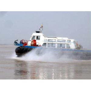 China Cross Channel Ferry Barge Multi - Purpose With Air Cushion Platform on sale