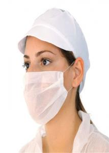 China High Filtration Efficiency Disposable Medical Mask With Adjusted Nose Piece on sale
