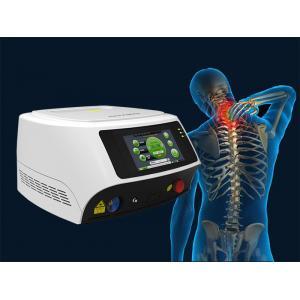 Máquina no invasor del alivio del dolor del laser para el tratamiento del dolor de la rodilla/del dolor de cuello
