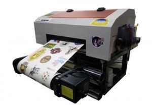 China Inkjet Roll to Roll Label Printer A3 / A4 Digital Desktop Sublimation Transfer Printer on sale