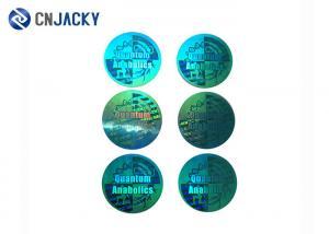 China Tamper Evident Holographic Label / Custom Security Hologram VOID Sticker on sale