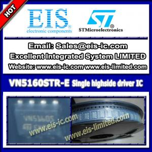 China VN5160STR-E - STMicroelectronics - IC DRIVER HIGHSIDE SOIC-8 - sales009@eis-ic.com on sale