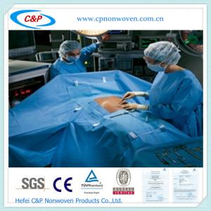 Quality Laparoscopy Drape, Laparotomy Drape for sale