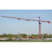 TC6016-6Safe Construction Tower Crane 48m Lifting Height For High Rise Commercial