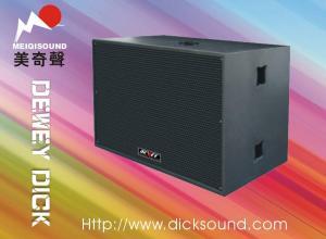 China double 18 pro audio speaker dj equipment powerful subwoofer PER-5028 on sale