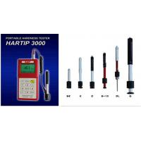 ASTM A956 Hartip 3000 Digital Leeb  Hardness Tester  wholesales with Menu Operation RS232 / USB Interface