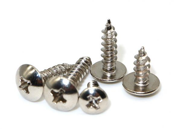 Stainless Steel Self Tapping Sheet Metal Screws Self Tapping