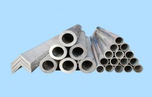 China Alloy 6061 Powder Coated Aluminum Pipe , Anodized Seamless Aluminum Tube on sale