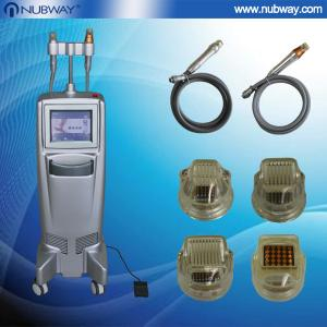 China CE approval 2014 hot portable fractional rf device for face&body treatment for skin on sale