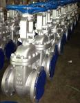 Flexible wedge gate valve BODY MATERIAL 4A 5A  SEAT 410 , F6A FOR HIGH PRESSURE