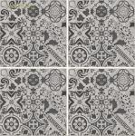 Colorful Porcelain Tile That Looks Like Slate  Flower Matt  For Indoor & Outdoor Floor