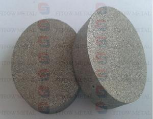 China Stainless steel powder sintering filter material components sintered stainless steel filte on sale