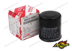 China Transmission Auto Car Engine Filter Original Oil Filter Part No 90915-YZZE1 For Toyota on sale