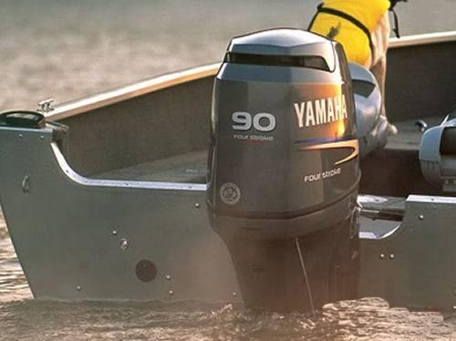 Type: Outboard Motor Year: Current Model: F90 HP Jet Drive Model Number: F90TJR Series: Four Stroke Jet Drive HP: 90 Engine Type: 4 Cylinder Displacement: ...
