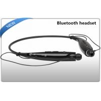 China Blue Studio Wireless bluetooth stereo headphones For cell phone with mic on sale