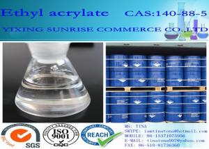 China Animal Feed Additives Ethyl Acrylate CAS 140-88-5 C5H8O2 With Pungent Smell on sale
