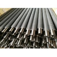 China C71500 C70600 L Type Serrated Fin Tube Wear Resistance 16-63mm Bare Tube OD on sale