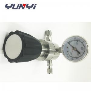 Stainless steel pressure reducing valve gas regulator air