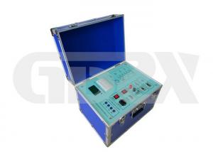 China Power Transformer Testing Equipment 10kV Capacitance And Tan Delta Tester,Maximum output current 200mA on sale