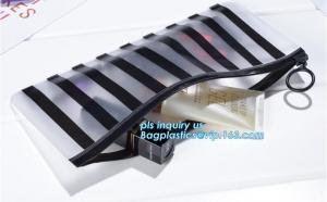 China pvc slider bag vinyl ziplock bag, vinyl slider ziplock waterproof beach bags with zipper, zipper bag vinyl toiletry zipp on sale
